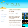 Wordpress-based vacation property website