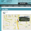 Mt. Scott ENT map and appointments