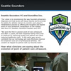 Seattle Sounders and SonoSite landing page video